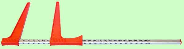 линейка для измерения длины влагалища-лэ1